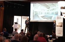 """Norconsult föreläste om CIK på """"Framtidens idrotts- och fritidsanläggningar"""""""
