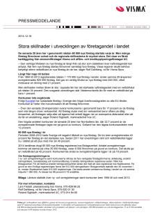 Komplett statistik företagande UC_Visma