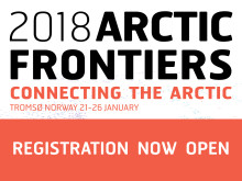 Registration for Arctic Frontiers 2018 is now open