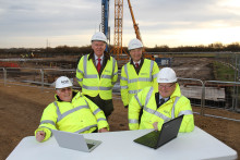 Ultrafast broadband planned for groundbreaking Northumberland development
