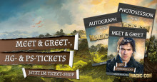 MagicCon 2018: Autogramm-/Fotosession-Tickets und exklusives Meet & Great mit Ian Somerhalder im Ticket-Shop