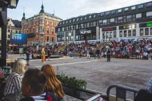 Sommarrekord i gästnätter i Linköping