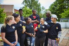 Summer Works ger ungdomar i Västerås sommarjobb och utbildning