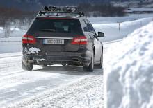 Ny undersökning från Goodyear: Halka, sladd och dålig sikt – det här oroar svenska bilförare i sportlovstrafiken
