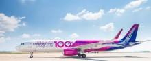 AkzoNobel bereitet das 100. Flugzeug von Wizz Air für den Start vor
