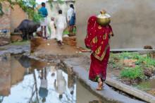 Indien det land i världen där flest insjuknar i kolera