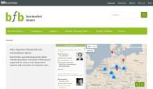 bfb-barrierefrei-bauen.de mit neuer Experten-Datenbank