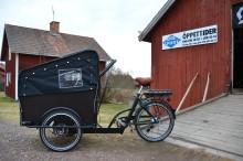 Prova en elcykel på cykelns dag