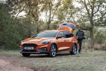 Der neue Ford Focus Active vereint die Vielseitigkeit eines SUV mit der Fahrdynamik eines PKW