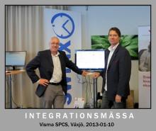 Swinx visar fakturaskanning på mässan i Växjö!