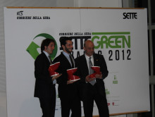 Bridgestone vinner italienska E.ON Energia Award 2012