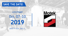 SKF Motion Technologies to unveil new name and branding at Motek 2019 and launch range of next generation and IoT ready linear motion products