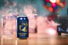 Nytt för i år är att Midnattsloppet delar ut en Alkoholfri Falcon vid målgången!