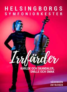 Helsingborgs Symfoniorkesters säsongsprogram 2019/2020