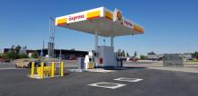 Åpningsfest - Shell Express Morenen