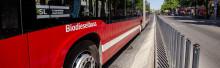 Arriva kör ny busslinje i Ursvik