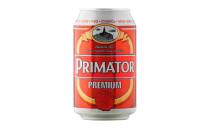 Primátor Premium Lager på burk lanseras 1 mars på Systembolaget!