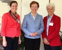 VOD informiert Thüringer Gesundheitspolitiker über die Situation der Osteopathie