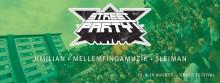 Gratis gadefestival på Frederiksberg