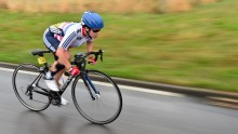 Paralympic gold medallist calls on people to get on their bike for the Stroke Association