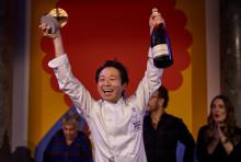 Japanske Keita Yuge blir Barillas Master of Pasta 2019 vid Pasta World Championship i Paris!