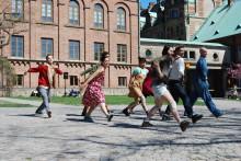 Brokigt Dansens dagfirande i Lund 28-29 april