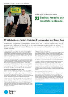 Referensstory Hylte Jakt & Lantman