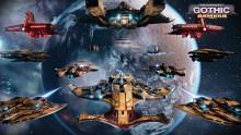 Battlefleet Gothic: Armada Unleashes Tau Empire Beta with New Screenshots
