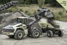 Volvo Construction Equipment förutspår upp till 95 % mindre koldioxidutsläpp på eldrivna arbetsplatser