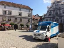 Beratungsmobil der Unabhängigen Patientenberatung kommt am 6. November nach Wangen im Allgäu.