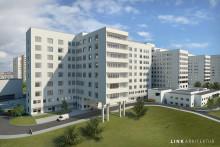 Arcona bygger för framtidens vård