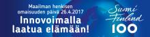 Maailman henkisen omaisuuden päivä 26.4.2017 - Suomen päätapahtuma