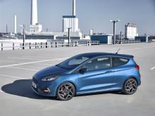 Nästa generations Ford Fiesta ST med en 200 hk trecylindrig EcoBoost-motor på 1,5‑liter visas för första gången upp på Geneva Motor Show