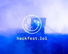 Hackfest.lol på Under Bron – Confetti arrar hackathon för alla som älskar fest