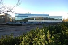 Skanska säljer kontorsfastigheten Hagaporten 3 i Stockholm till Norrporten