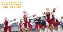 Jubileumsparade, landsmøte og konsert
