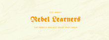 Rebel Learners - Ny satsning för vassa lärarstudenter