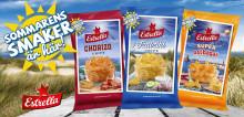 Sommarens Limited Edition Snacks från Estrella!