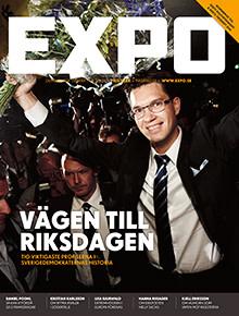 """Annonsera i """"Årets tidskrift"""" Expo"""