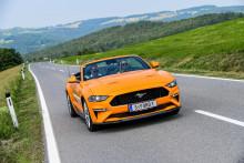 Ford Mustang feiert 55-jähriges Jubiläum