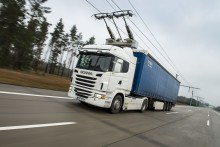 Siemens teknik vidare i Trafikverkets och Vinnovas innovationsupphandling för elvägar