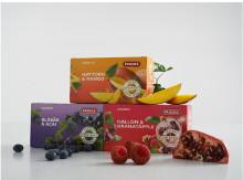 Friggs nya hälsoteer laddade med superfrukt