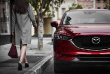 Nya Mazda CX-5 premiärvisas i Los Angeles