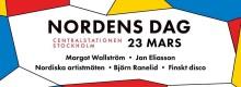 Nordens Dag 23.3 på Stockholms Central - nordiska artister och spännande samtal!