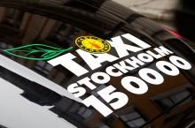 Taxi Stockholm kör på förnyelsebar el i datacentret hos Interxion