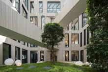Kontorshuset Dungen nominerat till Stadsbyggnadspriset i Malmö