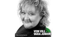 Skådespelaren Marianne Mörck gästar Doros livepodd under Seniormässan