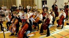 Kulturskolen vært for Ungdomssymfoniorkester-stævne i Støvring
