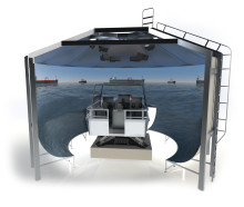 Kongsberg Digital launches K-Sim Tactical Boat Handling and Firing Simulator