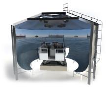 Kongsberg Digital launches K-Sim Tactical Boat Handling and Firing Simulator